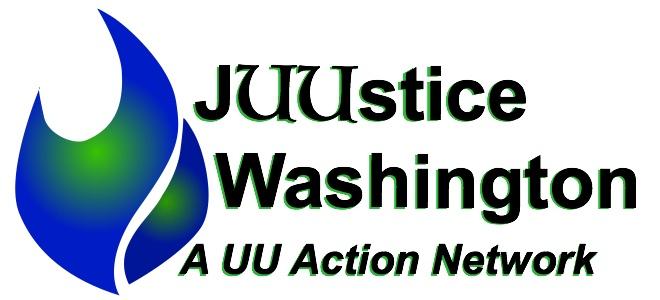 JUUstice Washington logo