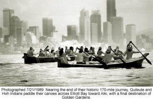 1989 Paddle to Seattle image