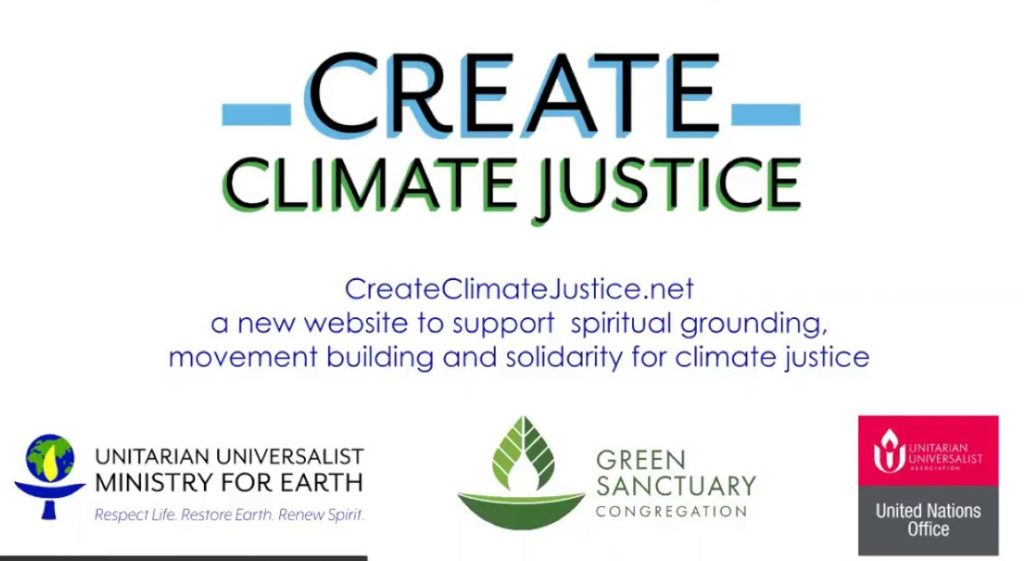 Create Climate Justice Net image
