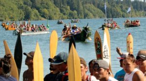 2018 Paddle to Puyallup image