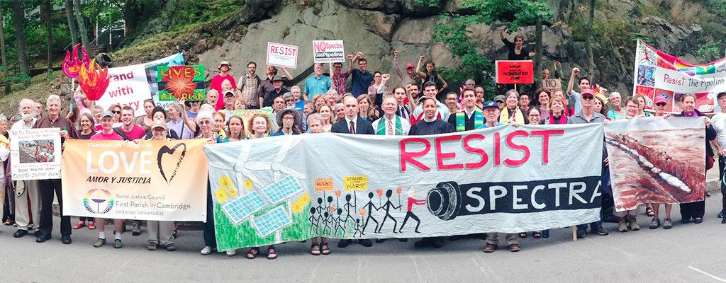 UUMFE Climate Protest image