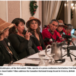 NORTHWEST TRIBAL LEADERS TESTIFY IN OPPOSITION TO CANADIAN PIPELINE EXPANSION
