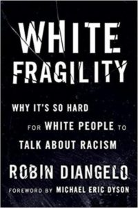 White Fragility book cover image