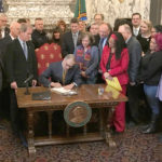 Governor Jay Inslee signs bill into law